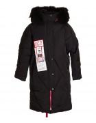2972 черн Куртка женская L-XL(L-1,XL-2) по 3 шт
