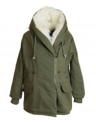 8892 зелен  Куртка женская One Size по 3