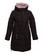 17-512 черн Куртка женская S-2XL по5