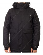 M08 чёрн. Куртка мужская M-3XL по 5