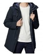 1275 зел. Куртка муж.термо M-3XL по 5