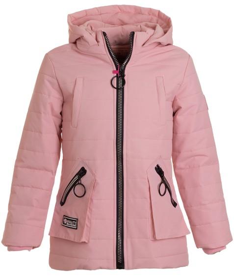 81380 пудра Куртка девочка 134-164 по 6