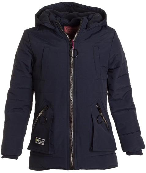81380 т. син Куртка девочка 134-164 по 6