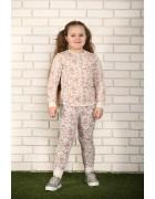 Штаны для девочки размер 2-8 лет по 5 штук арт.1261