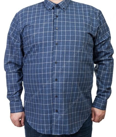 7950-1 Рубашка муж. 3XL-6XL по 4