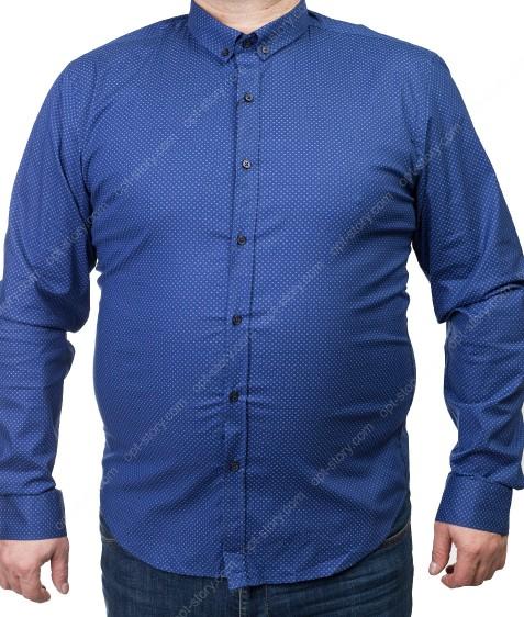 7952-2 Рубашка мужская 3XL-6XL по 4