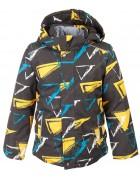 H36-09 сер Куртка термо мальчик 116-140 по 5