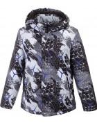 H36-010 сер. Куртка  термо мальчик 116-140 по 5