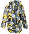 H39-02 желт Куртка термо мальчик 128-152 по 5
