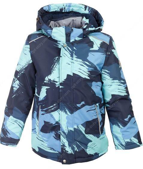 H39-03 гол Куртка  термо мальчик 128-152 по 5