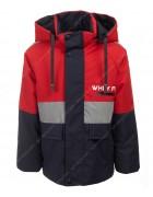 GL-08#  красный Куртка маль. 104-128 по 5