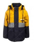 GL-08#  желтый Куртка маль. 104-128 по 5