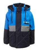 GL-08#  синий Куртка маль. 104-128 по 5