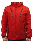 8221 красная Куртка мужская S-3XL по 6