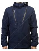 8221 син Куртка мужская S-3XL по 6