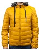 9511-39 желт. Куртка мужская M-3XL по 5