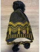 Шапка для мальчика размер 4-8 лет по 6 шт. арт. К9660-6