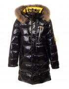 82068#1 черный Куртка маль. 140-176 по 6