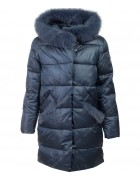 92031#4 синий Куртка дев 134-170 по 6