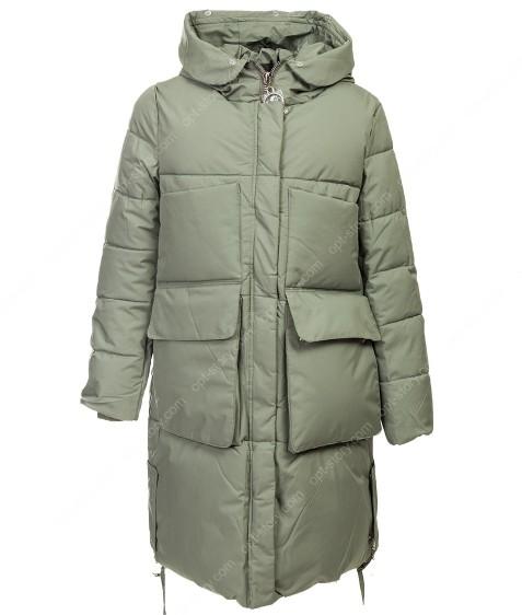 823# зел Куртка девочка 146-170 по 5