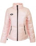 6066 розовый Куртка женс. M-2XL по 4