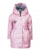 DX-9068 сирень Куртка девочка 104-134 по 6