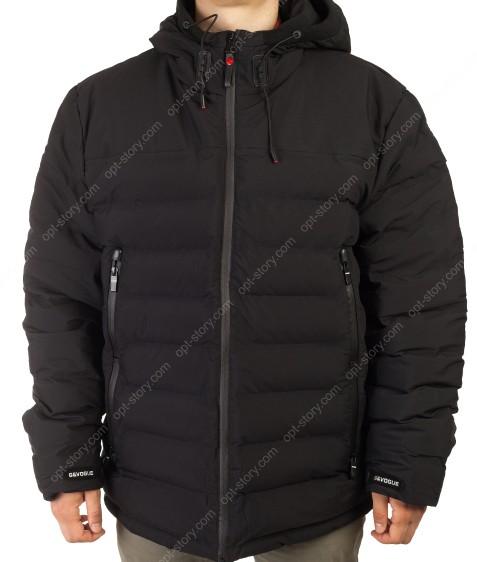 MMA-1680 черный Куртка муж 2XL-5XL по 4