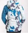 B2366 синий Куртка женская ХS-L по 4