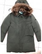 361 олива Куртка мальчик 134-158 по 5