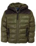 5501 хаки Куртка мальчик 1-3 по 4