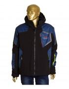 M-153 син Куртка мужская M-2XL по 4