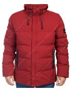 T-315Z/32757  красный Куртка мужская  58-64 по 4