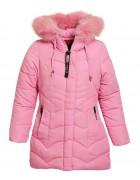 L-016 розов.Куртка девочка 140-158 по 4
