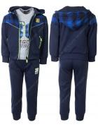 CH5729 синий Спорт. костюм мальчик 1-5 по 5