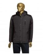 1396 черн. Куртка мужская М - 3XL по 6