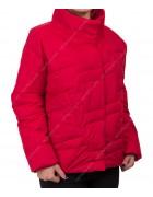 B07# красн Куртка женская L-3XL по 4