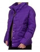 B07# фиол Куртка женская L-3XL по 4