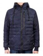 18080-1 син Куртка мужская XL-4XL (46-54) по 4