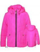 879 роз.Куртка девочка 98-122