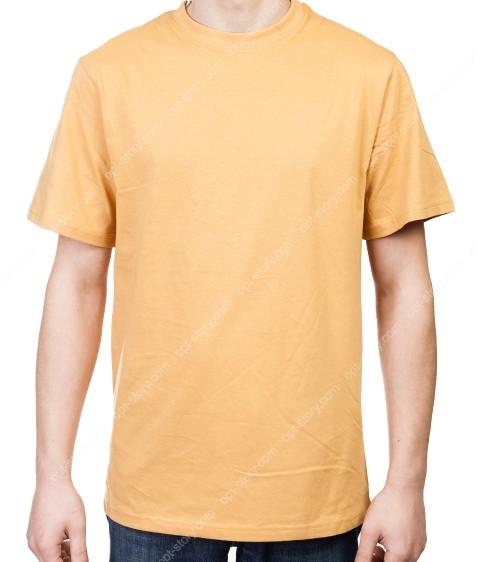 MPO-D0103 желтый Футболка муж.M-XXL по 6