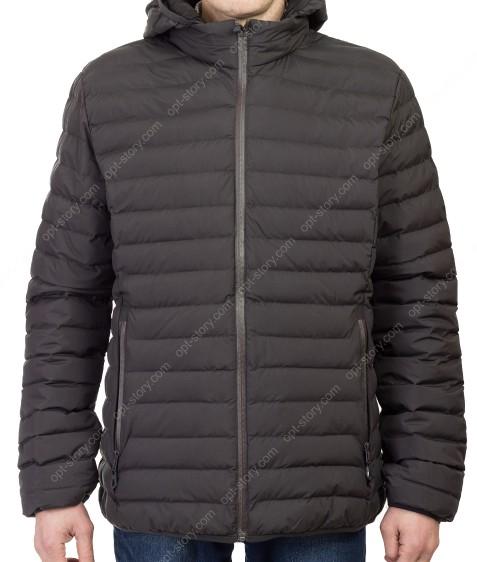 5053 чёрн Куртка мужская L-4XL (50-60) по 5
