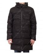 7703 чёрн Куртка мужская XL-5XL по 5
