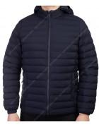 5057 т.синий Куртка мужcкая L- 4XL по 5