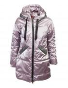 YS-998 фиолет. Куртка девочка 134-158 по 5