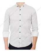 130 Рубашка мужская S-2XL по 5