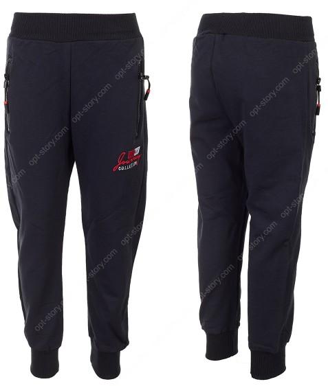 88169 красный Спорт штаны маль. 98-128 по 6