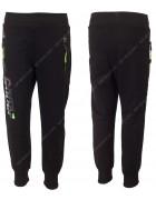 88170 черный Спорт штаны маль. 98-128 по 6