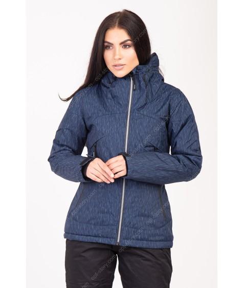 B2354 син. Куртка женская S-XL по 4