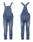 70 Комбез джинс.девочка 1-5 по 5