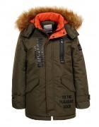 BMA-6813 Куртка мальчик 110-160 24/12